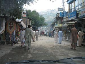 Swabi, Pakistan (Photo courtesy Wikipedia Commons)