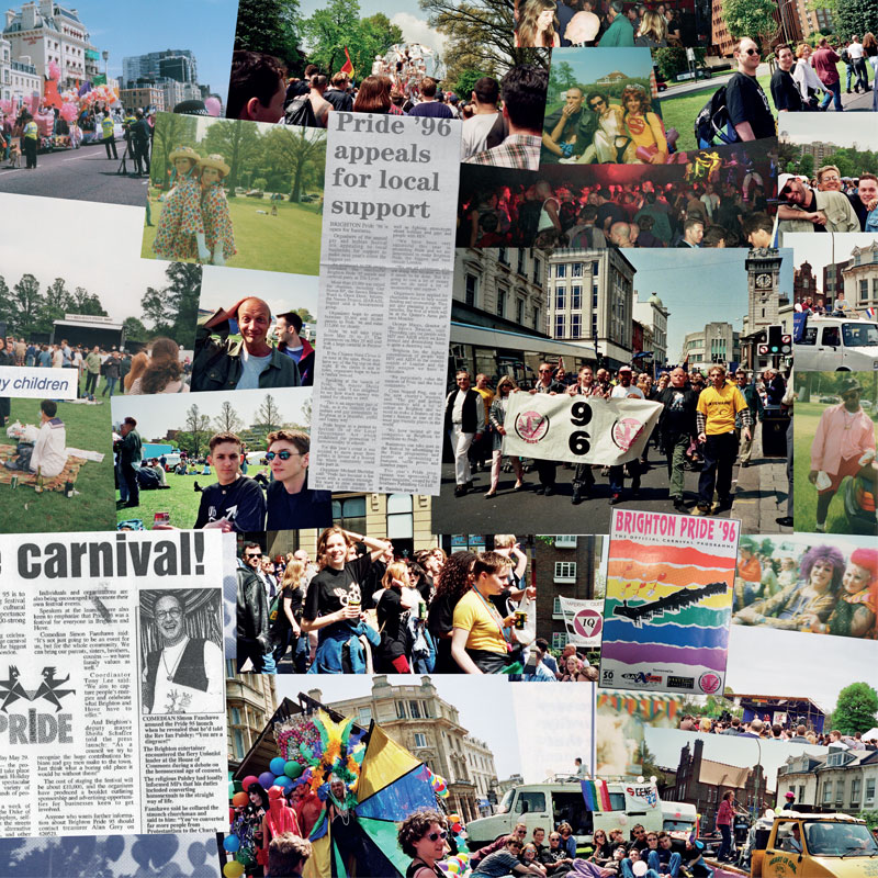 BrightonPride25: A pleasure from first scan to last