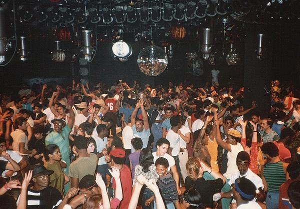 Paradise Garage Nov 1981